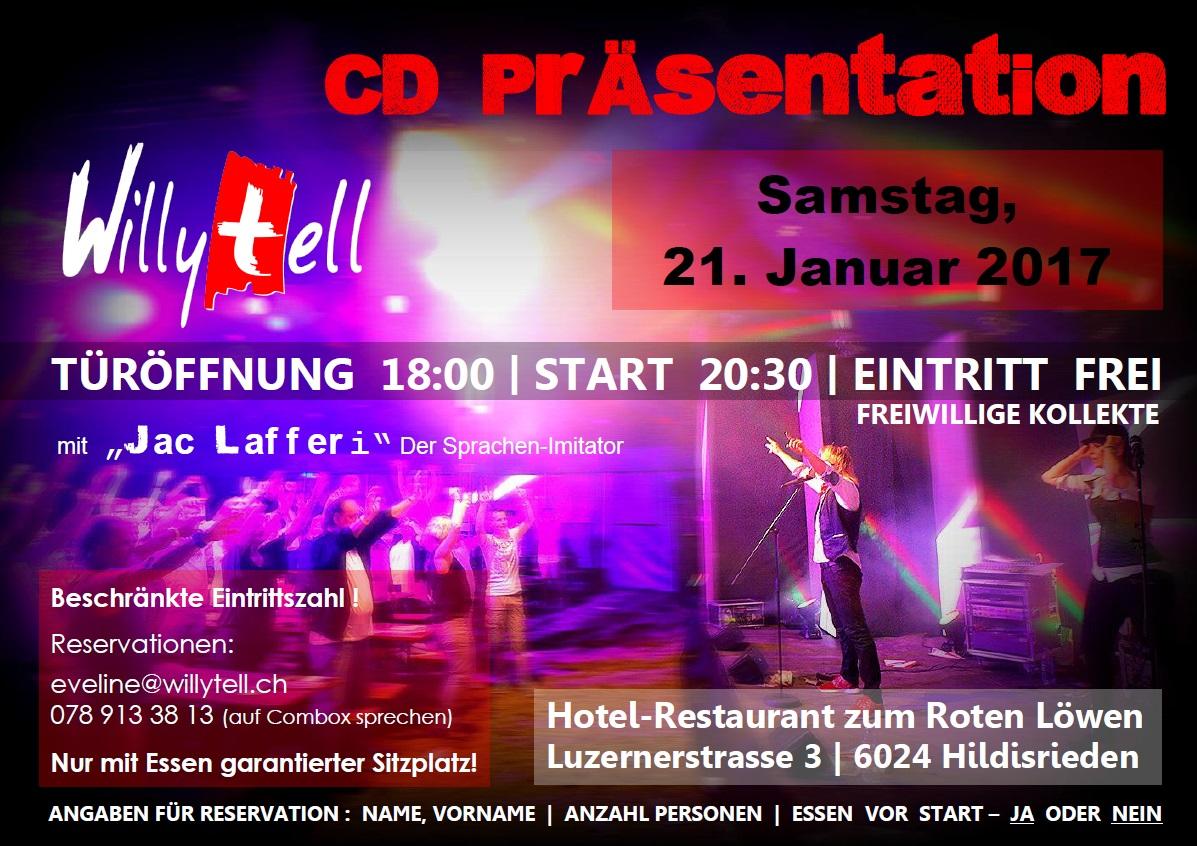 CD Präsentation 2017