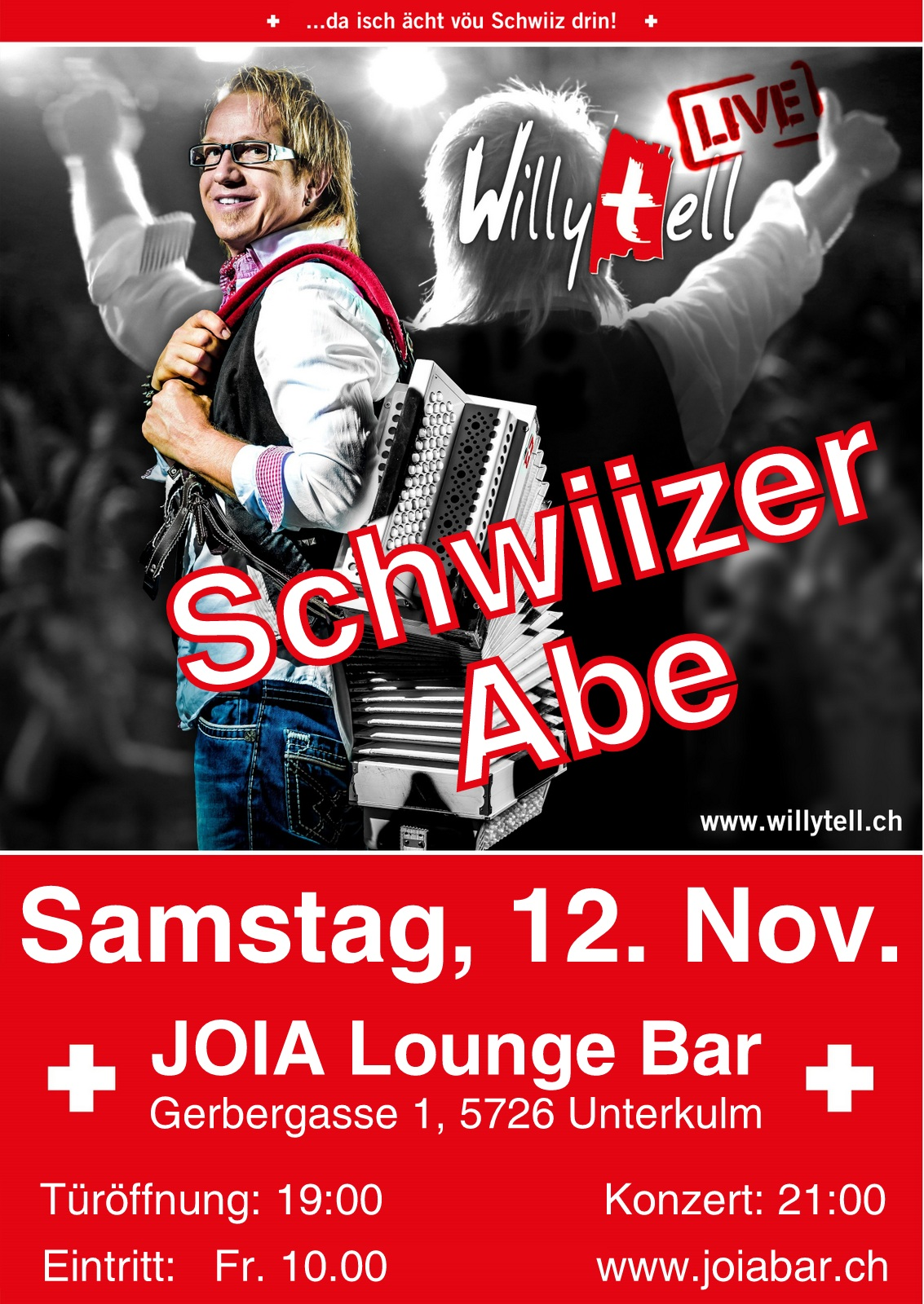 Joia Lounge Bar Nov. 2016