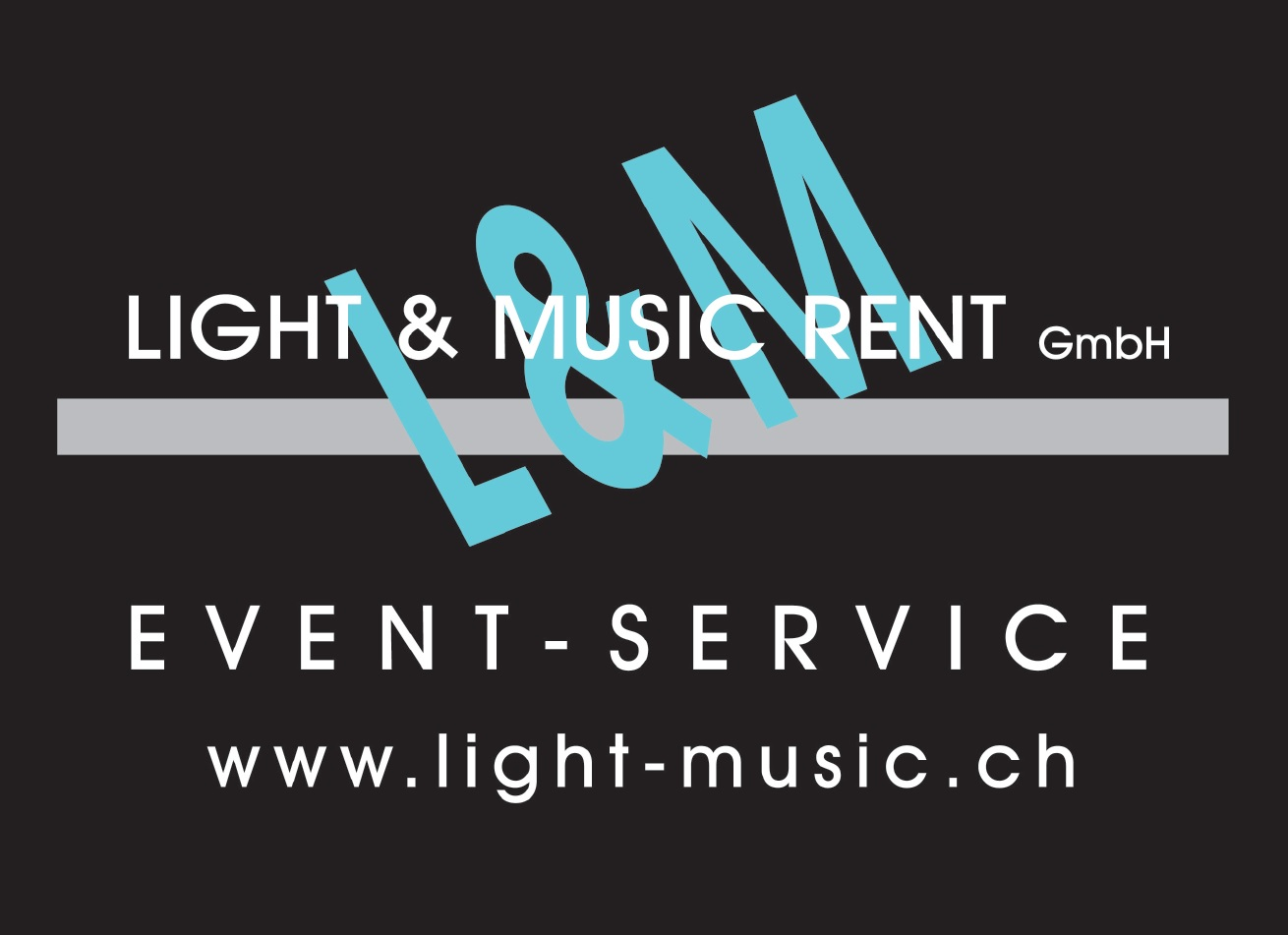 Logo light&music