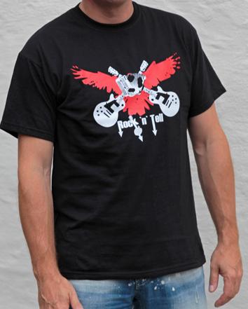 Shirt Herren_Rock n Tell