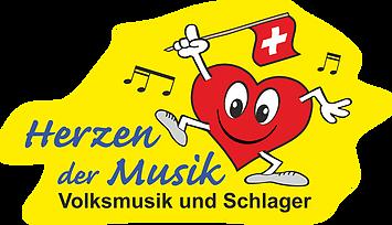 logo herzen der musik